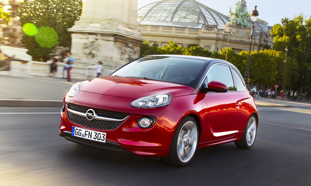 Opel Adam 1,2 Unlimited 70cv