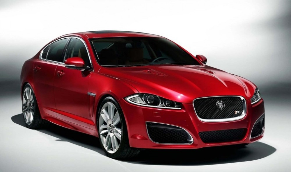 Jaguar XF PureBusiness