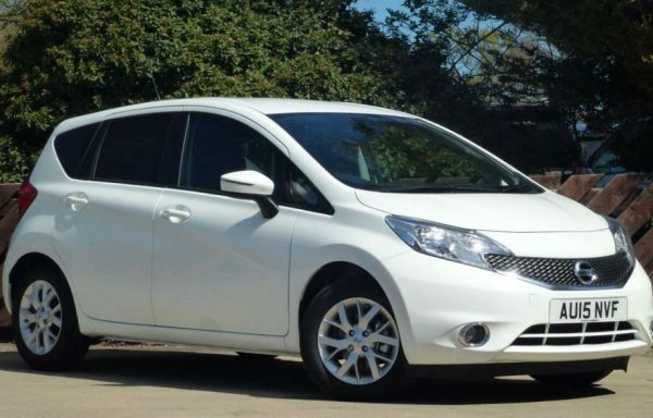 Nissan Note NOTE 1,5 Dci