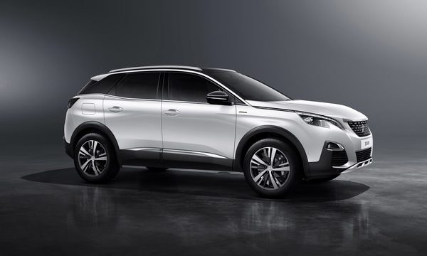 PEUGEOT 3008 Bluehdi 120 SsBusiness