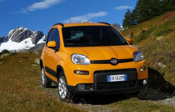 FIAT PANDA 0.9 Twinair Turbo Natural Power Easy (Metano)