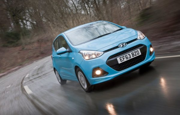 Hyundai i10 MPI Advanced