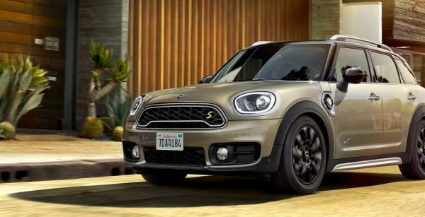 MINI COUNTRYMAN Cooper S E All4 Automatica Ibrida