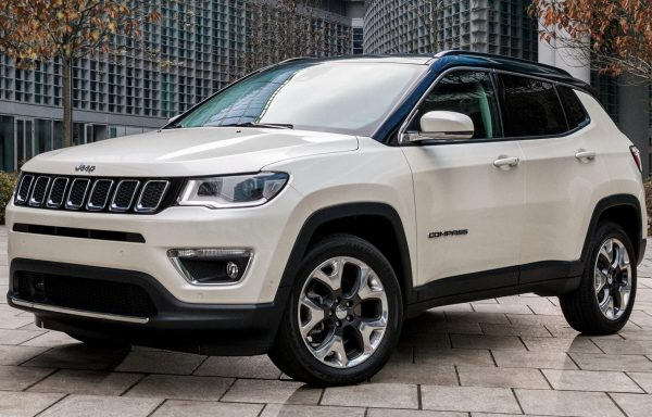 JEEP COMPASS 1.6 Mjet II 88kW Limited