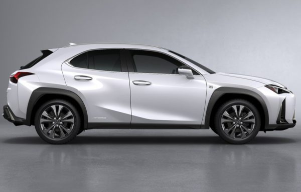 LEXUS UX Hybrid Business Sport