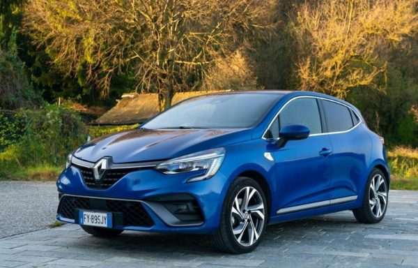RENAULT CLIO 1.0 TCE 74KW GPL BUSINESS
